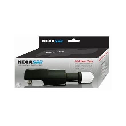 Megasat Multifeed twin LNB 0,1db HD Ready