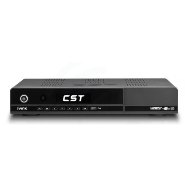 Coolstream Tank - DVBs - Twin tuner